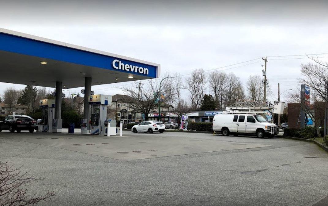 Chevron Gas Station – 7587 Royal Oak Ave, Burnaby